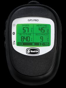 GPS PRO GPS mottagare för iPhone, iPad och iPod som du ansluter via den Bluetooth som finns i din APPLE telefon eller läsplatta. Kan användas för alla enheter även om du redan har GPS i din enhet.